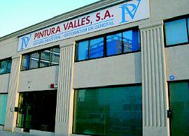 Foto 1 de Fachadas en La Llagosta   Pintura Valles, S.A.
