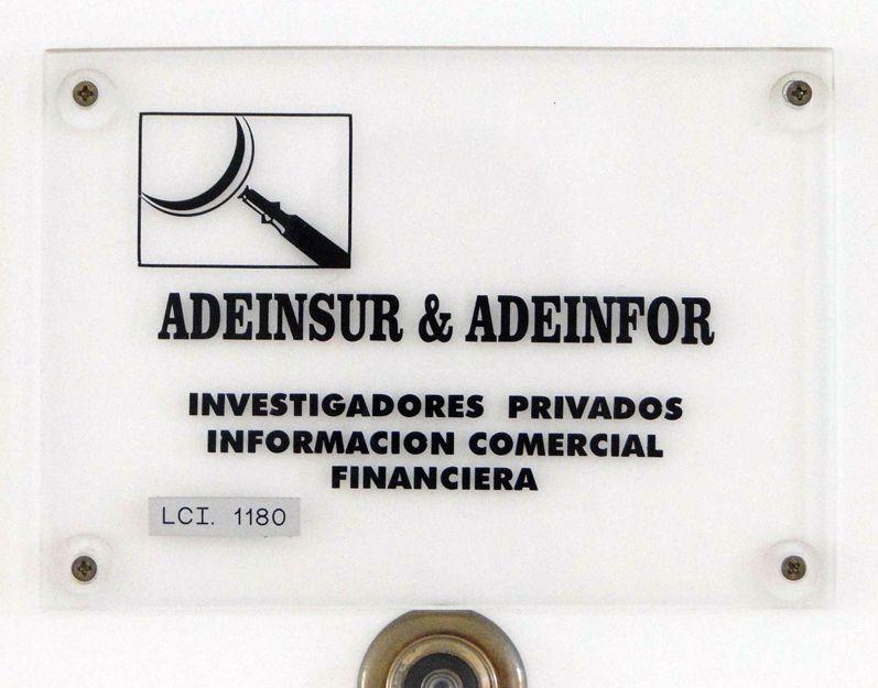 Agencia de detectives privados Adeinsur en Jerez