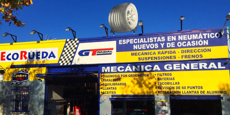 Foto 5 de Neumáticos en Collado Villalba | Ecorueda Villalba
