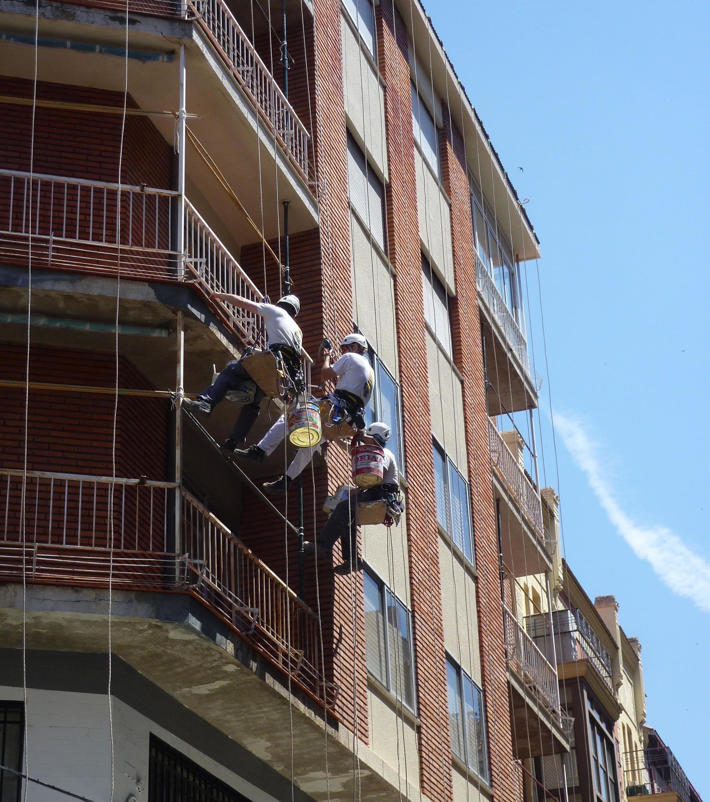 rehabilitación integral de fachadas en Zamora