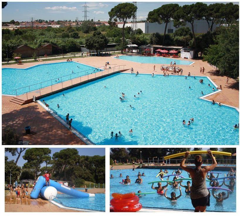 piscinas en Cerdanyola del Vallés