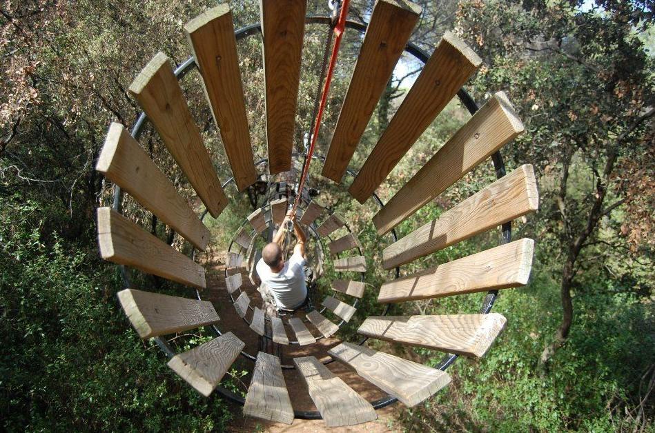 Parque de Aventura Natupark: Actividades  de Bosc Tancat