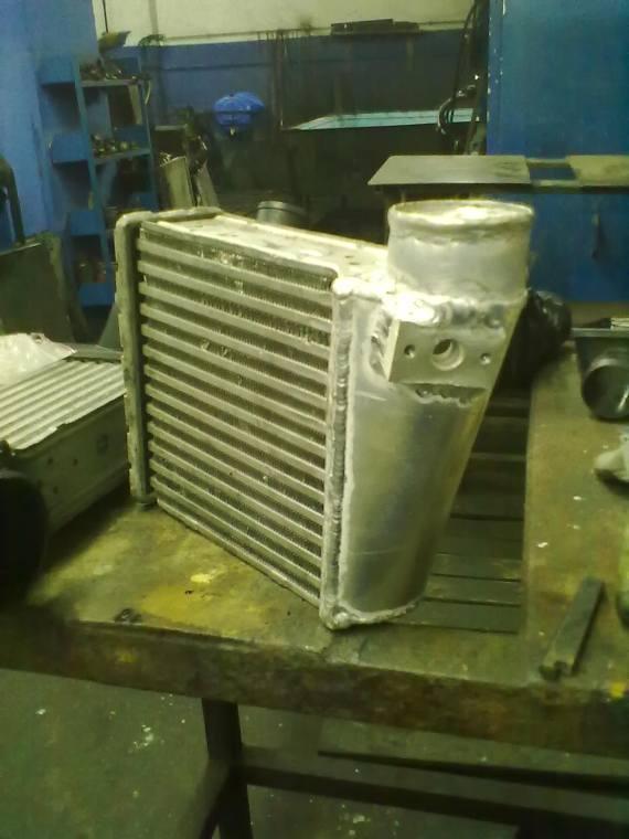 Radiadores para vehículos