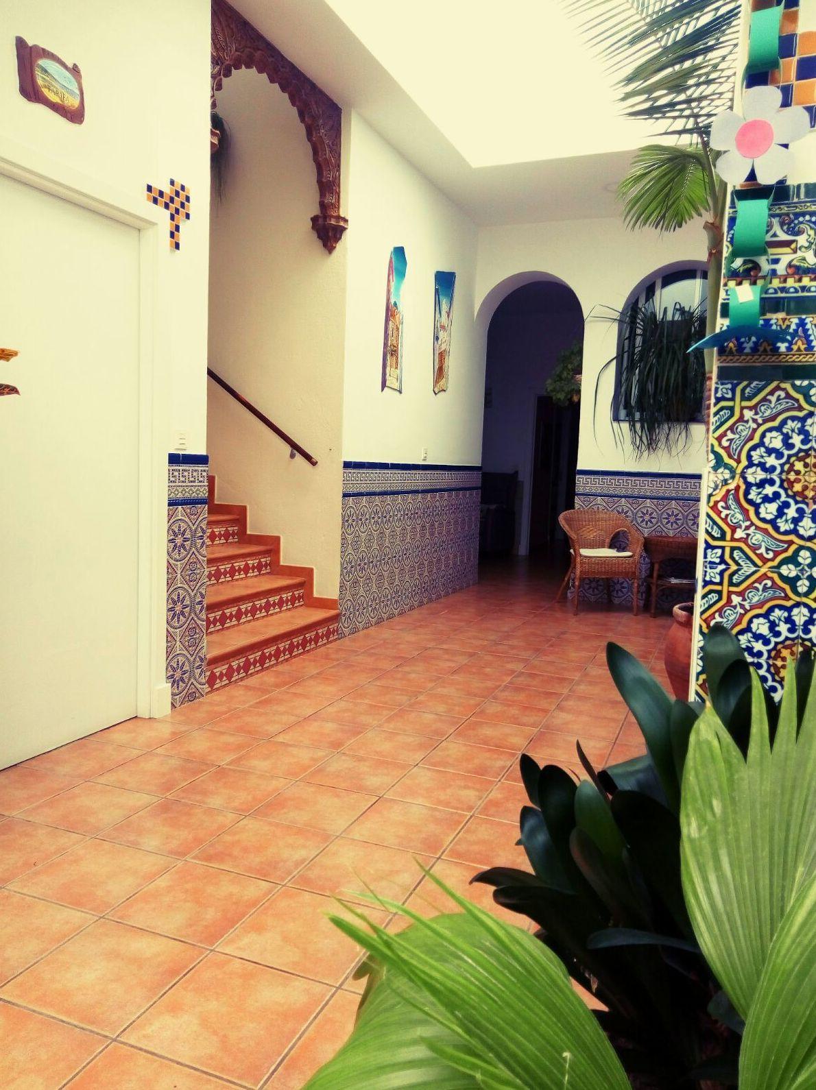 Interior de nuestra residencia