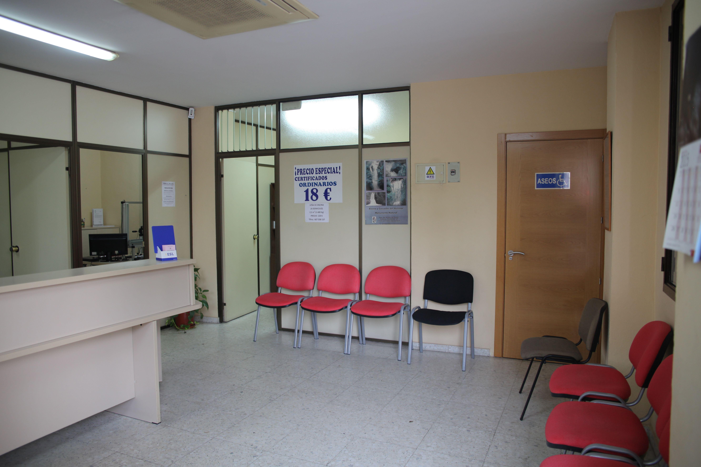 Foto 5 de Reconocimientos y certificados médicos en SEVILLA   CERMA S.L.