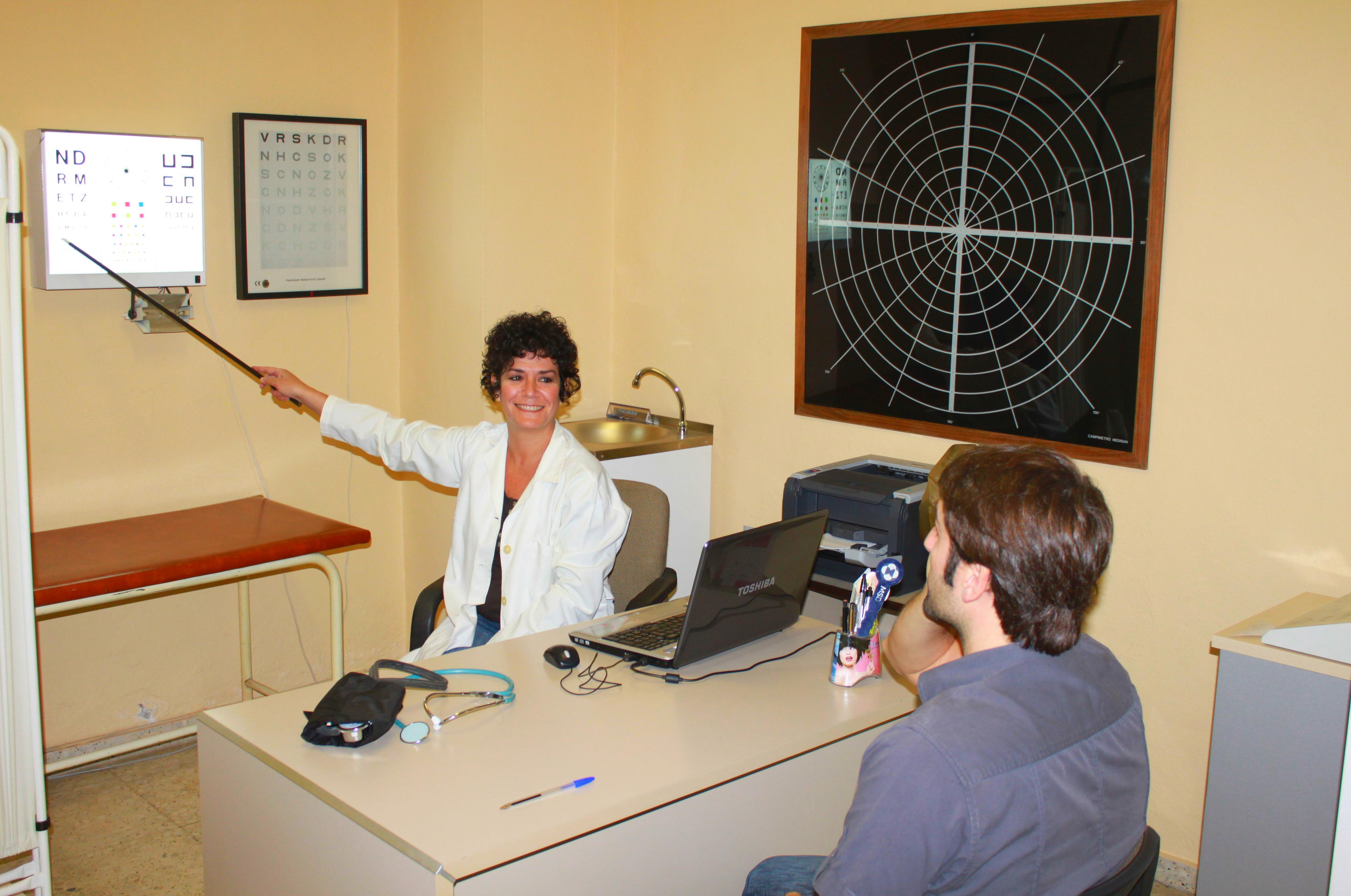 Foto 3 de Reconocimientos y certificados médicos en SEVILLA | CERMA S.L.