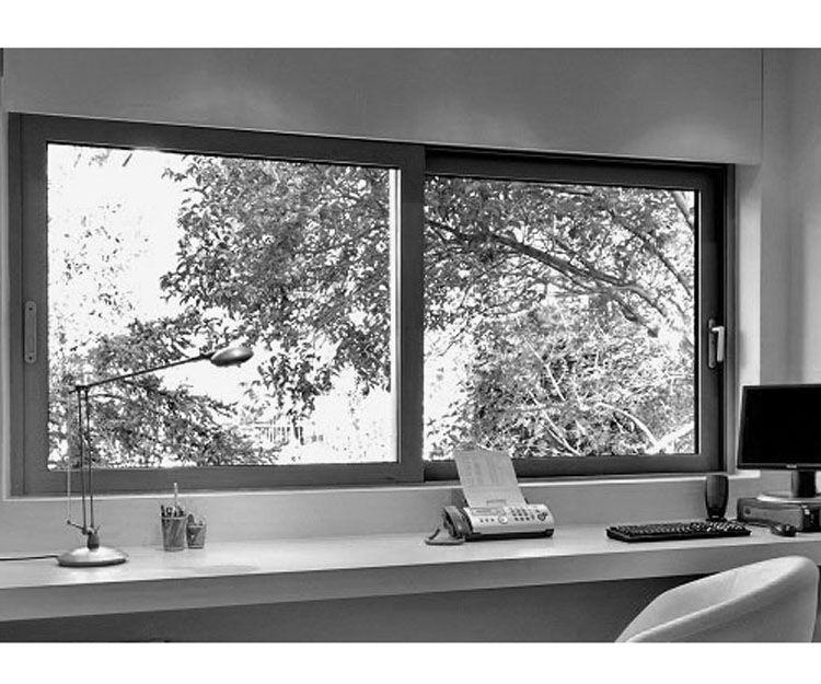 Instalación de ventanas correderas