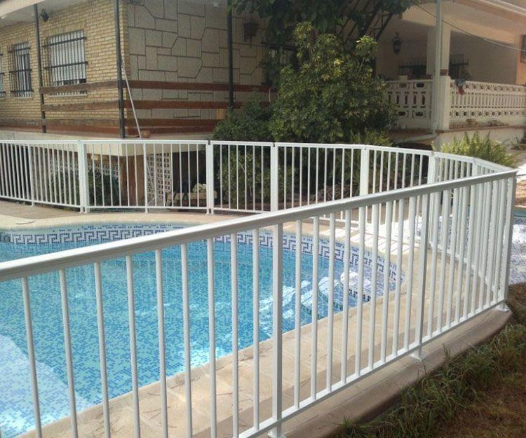 Barandilla de piscina