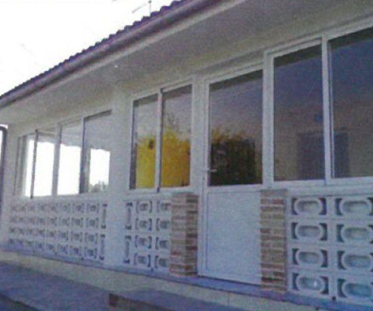 Cerramiento de aluminio corredero en Valencia