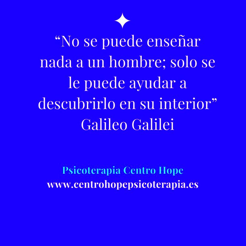 Descubre tu interior- Psicoterapia Centro Hope