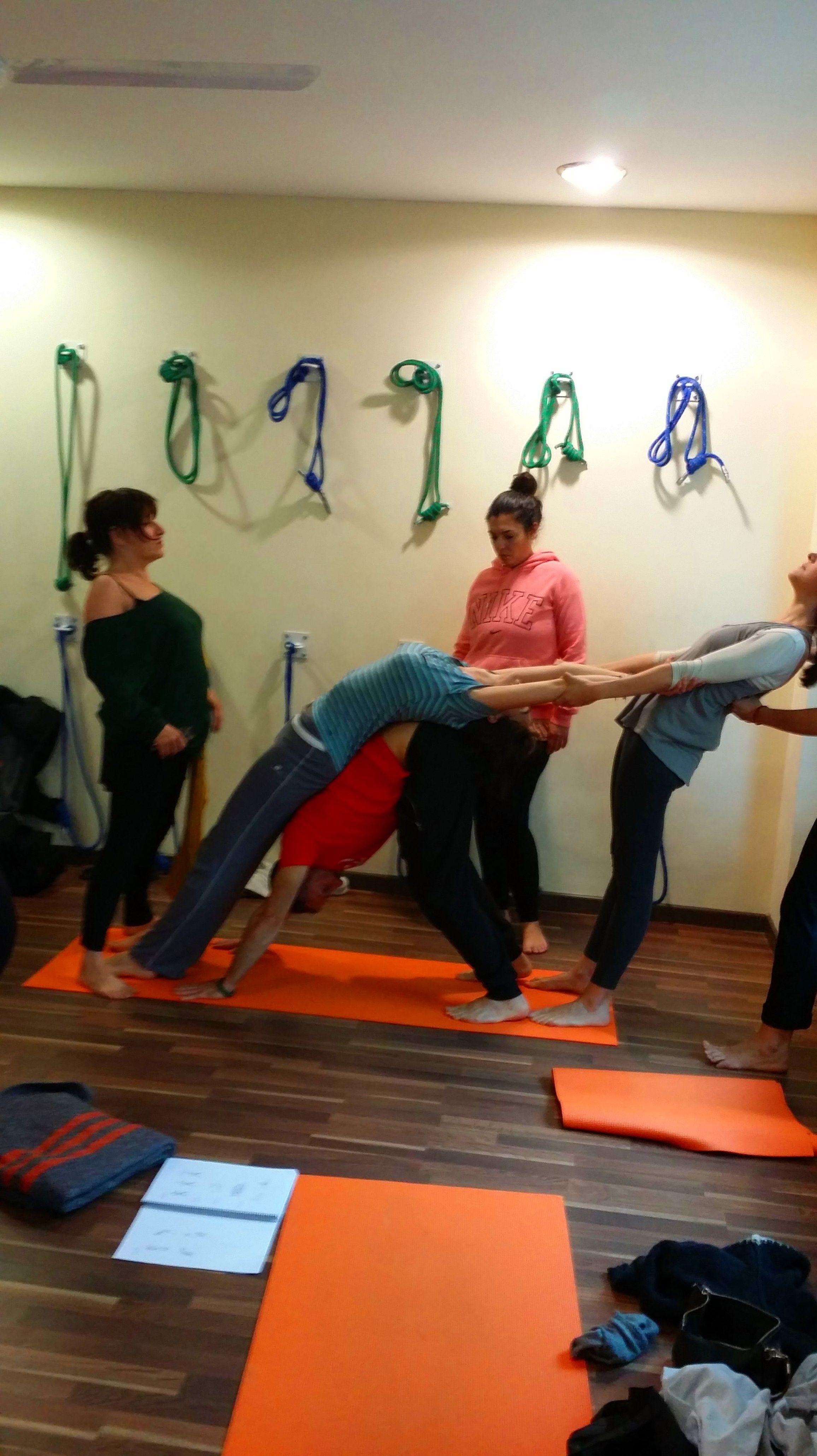 yoga aérobico centro Hope. Torrelodones y las Rozas
