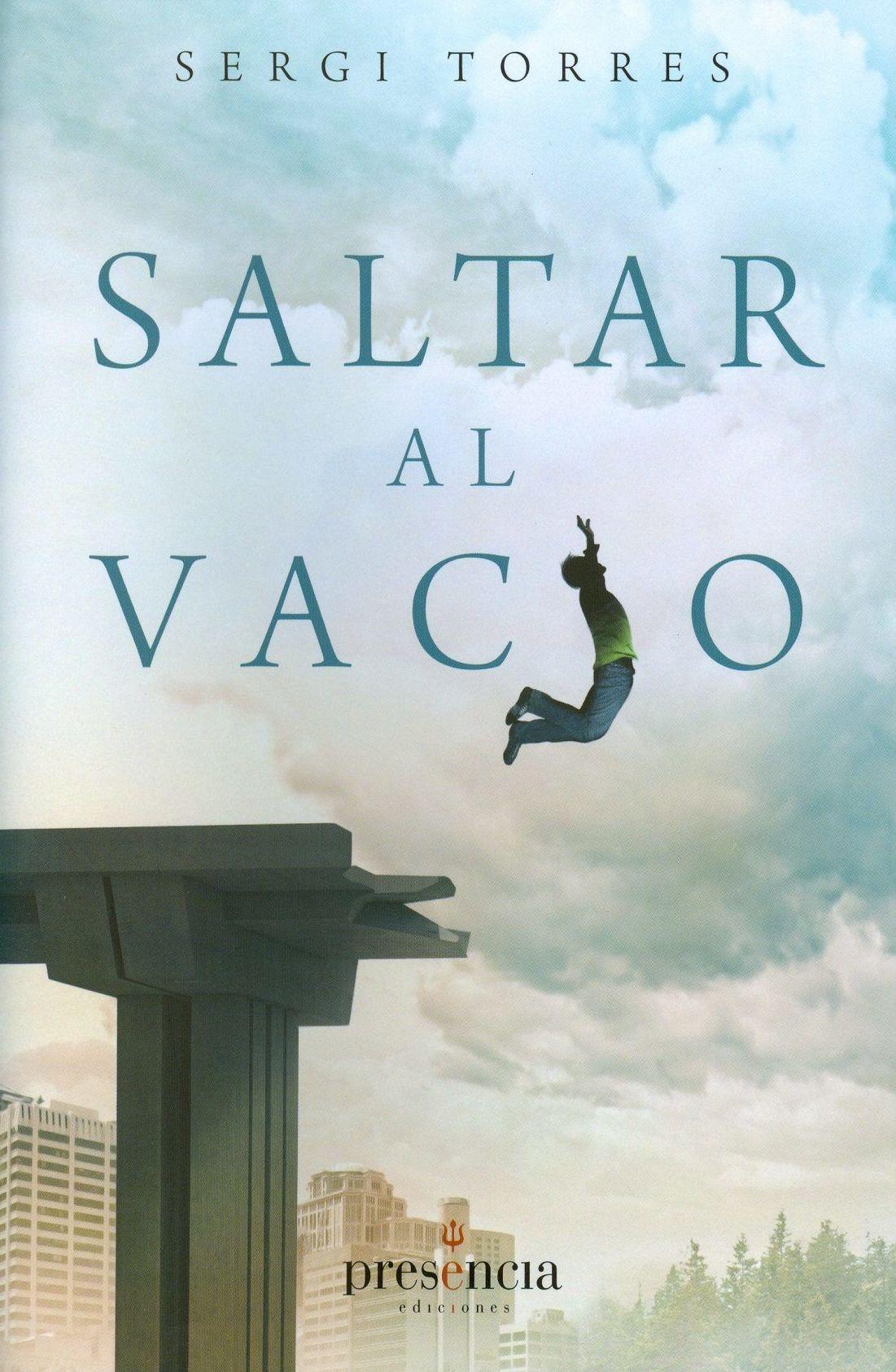 Saltar al vacío- Sergi Torres