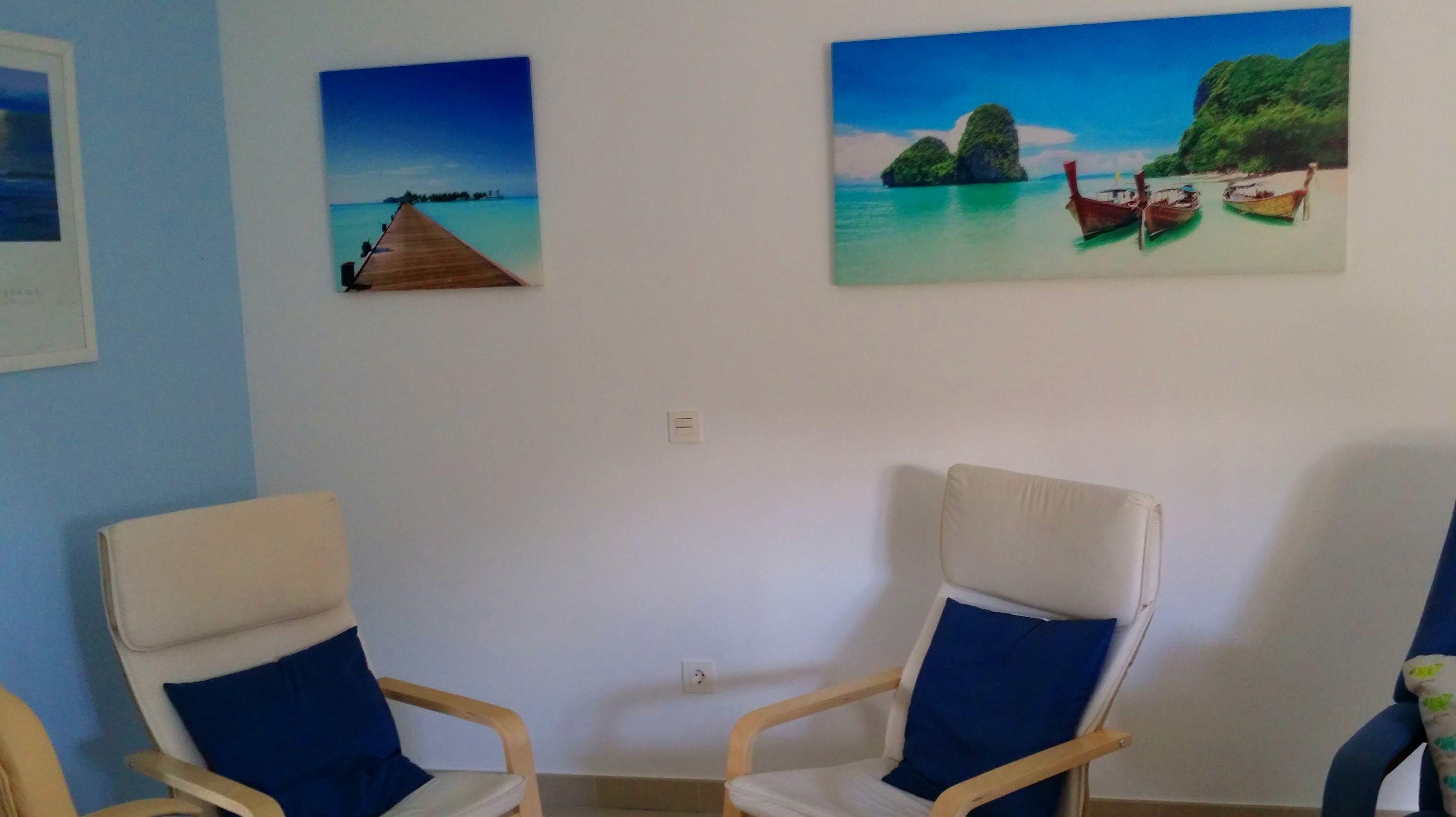 sala psicoterapia adultos centro Hope Torrelodones y Las Rozas