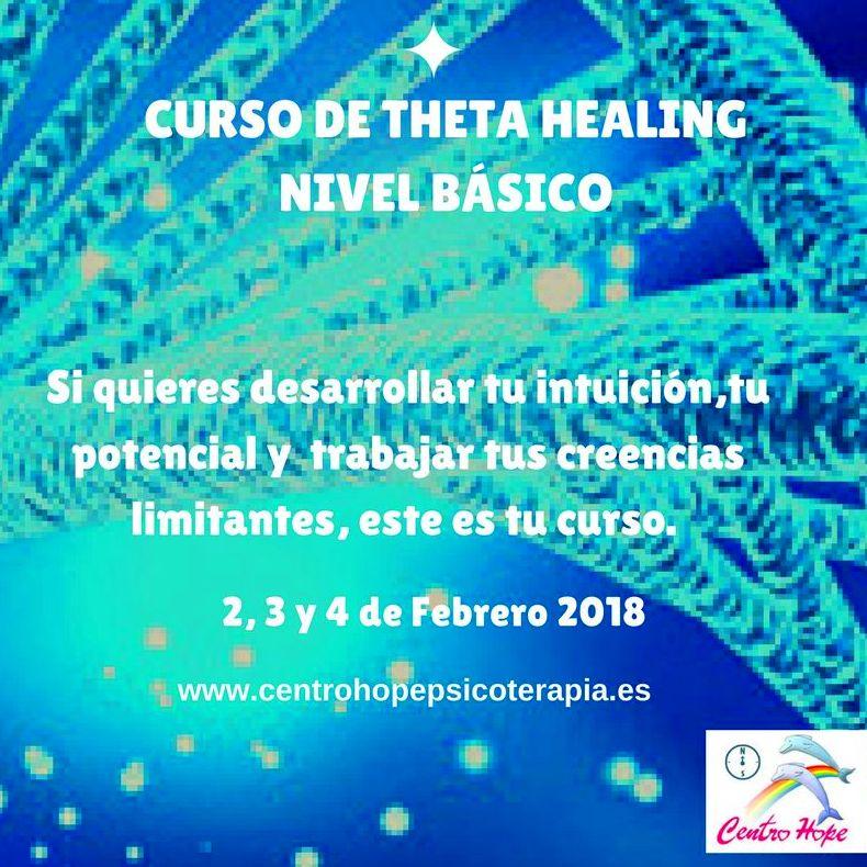 cursos theta healing Centro Hope