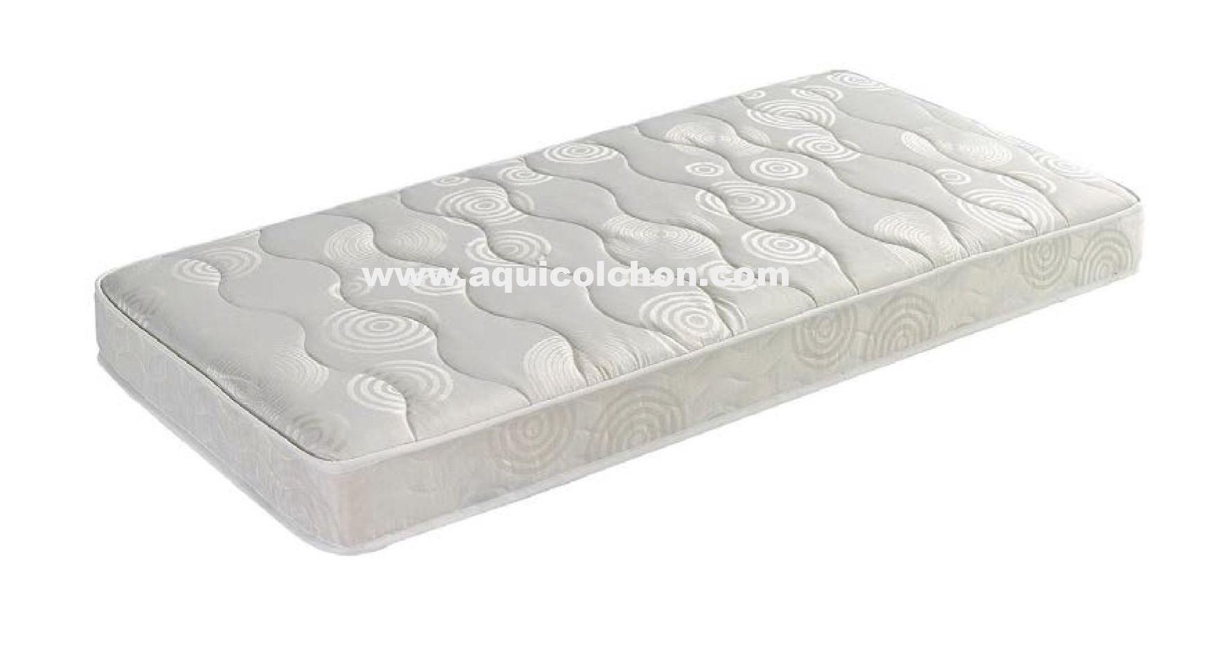 Colchón Eurov para camas de arrastre (bajo Nido).