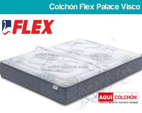 Colchón Palace Visco Gel.