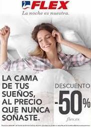 50 % DE DESCUENTO