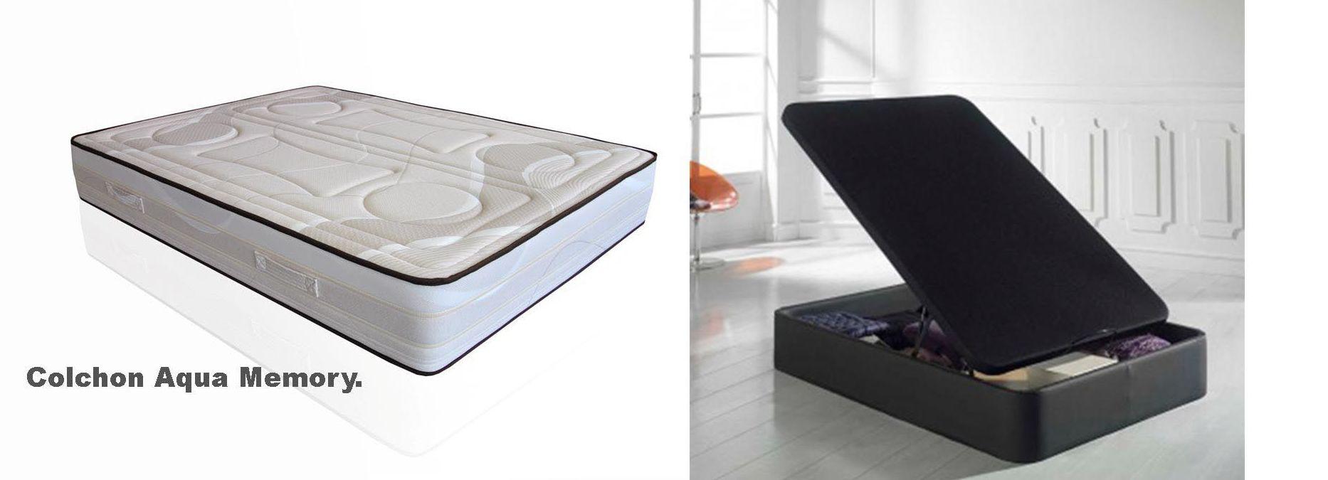 Pack Aqua Memory + Canapé