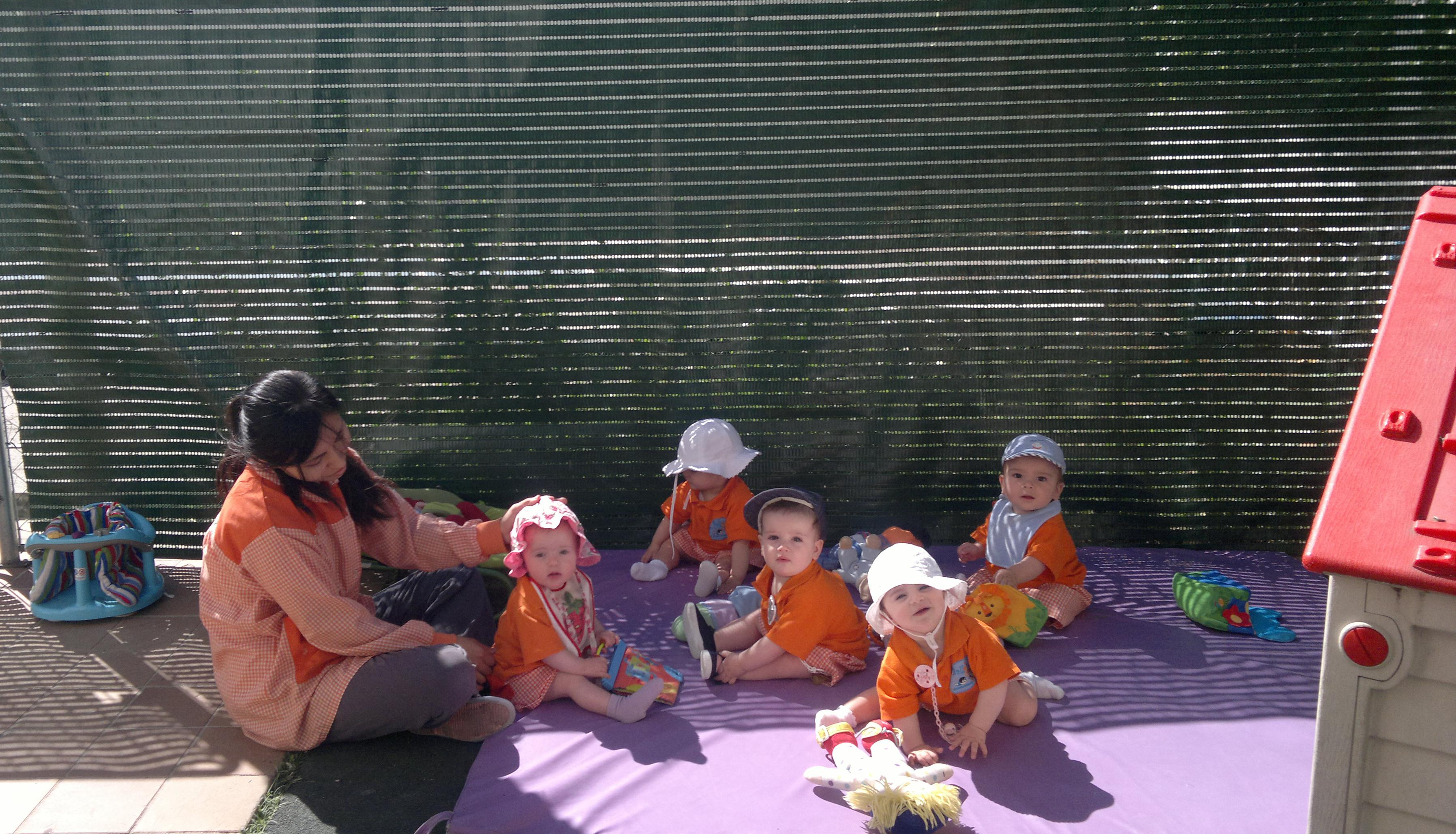 Foto 5 de Guarderías y Escuelas infantiles en  | Escuela Infantil Globitos / Balloons