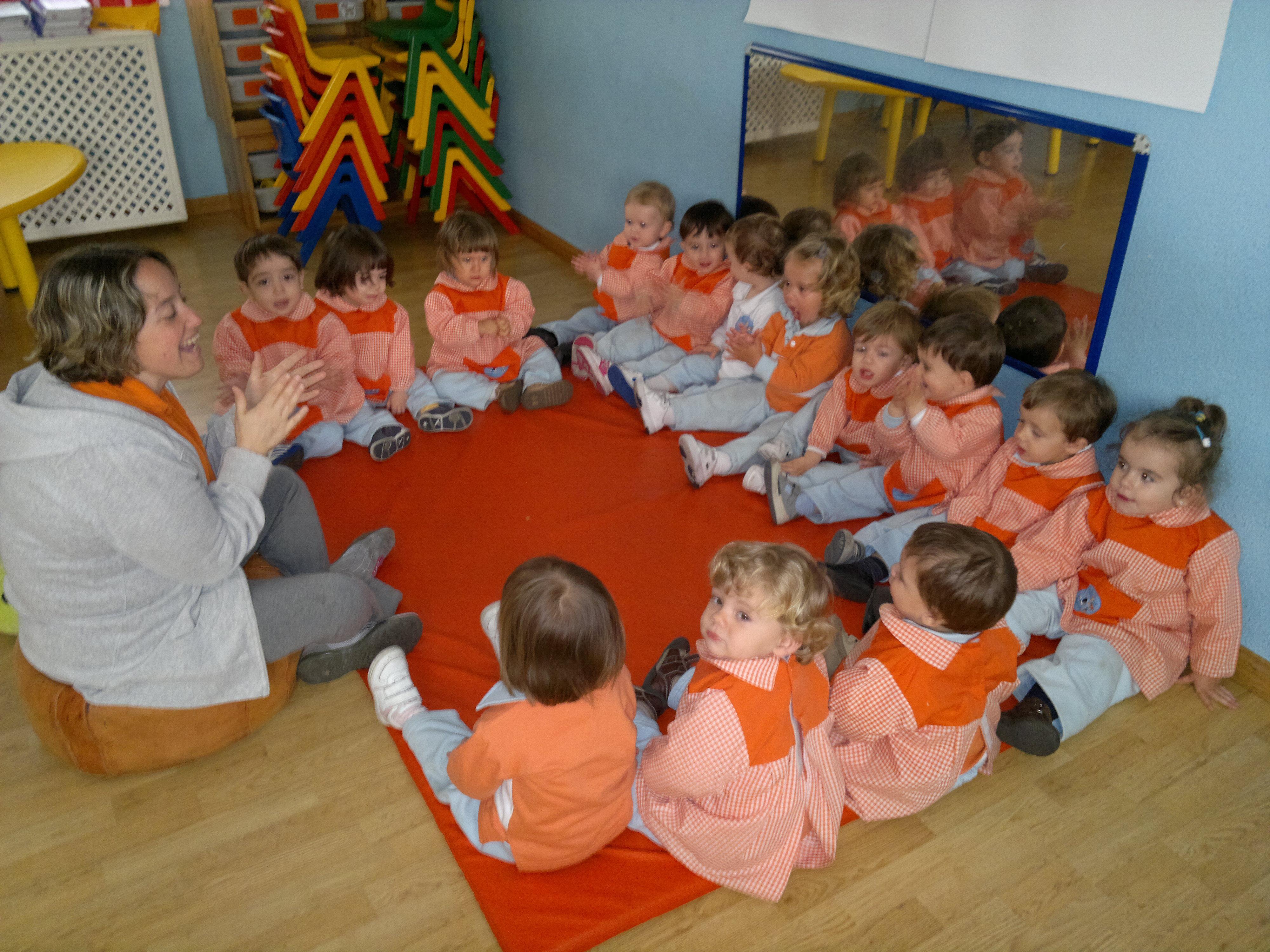 Foto 12 de Guarderías y Escuelas infantiles en  | Escuela Infantil Globitos / Balloons