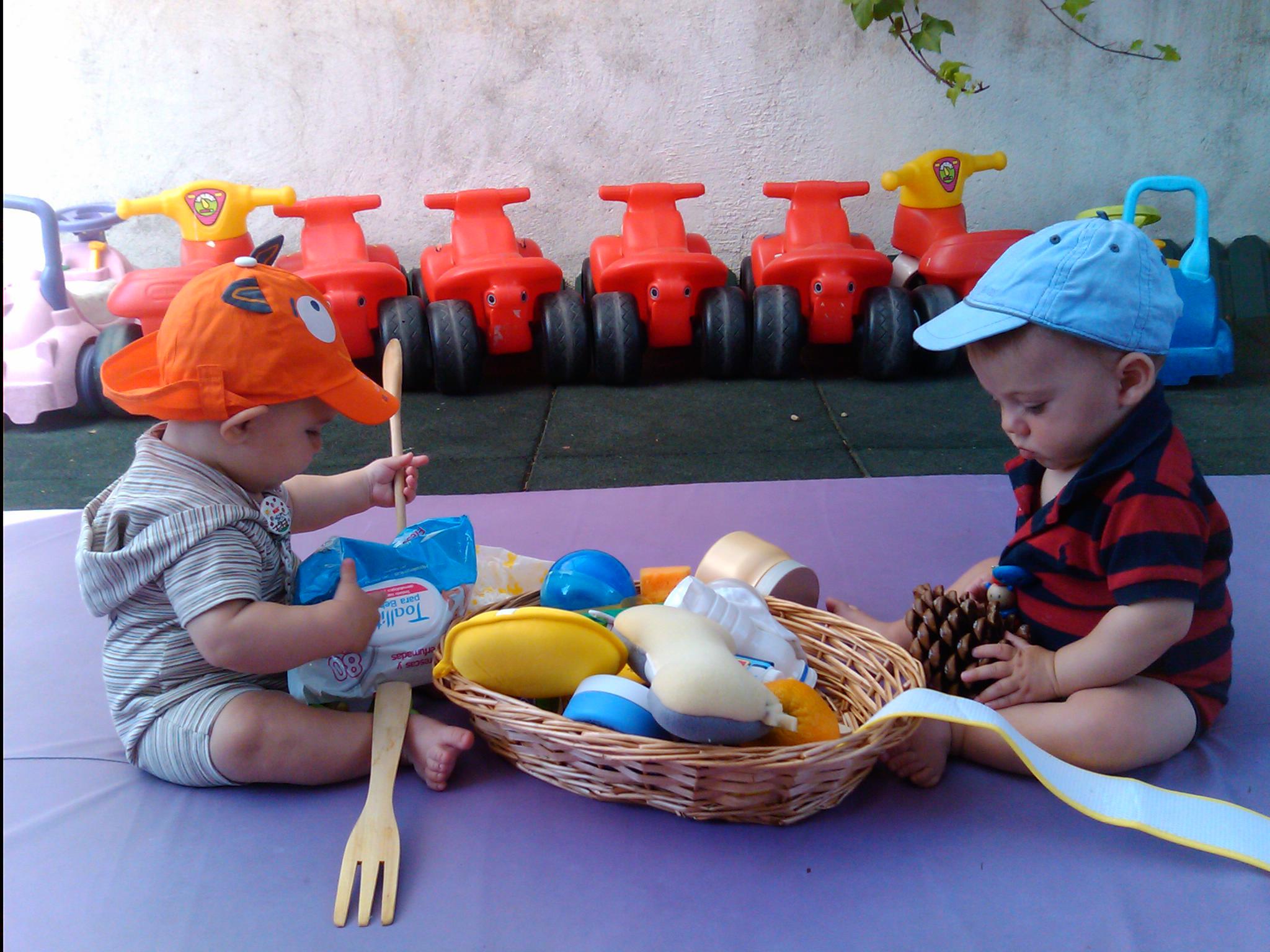 Foto 7 de Guarderías y Escuelas infantiles en  | Escuela Infantil Globitos / Balloons