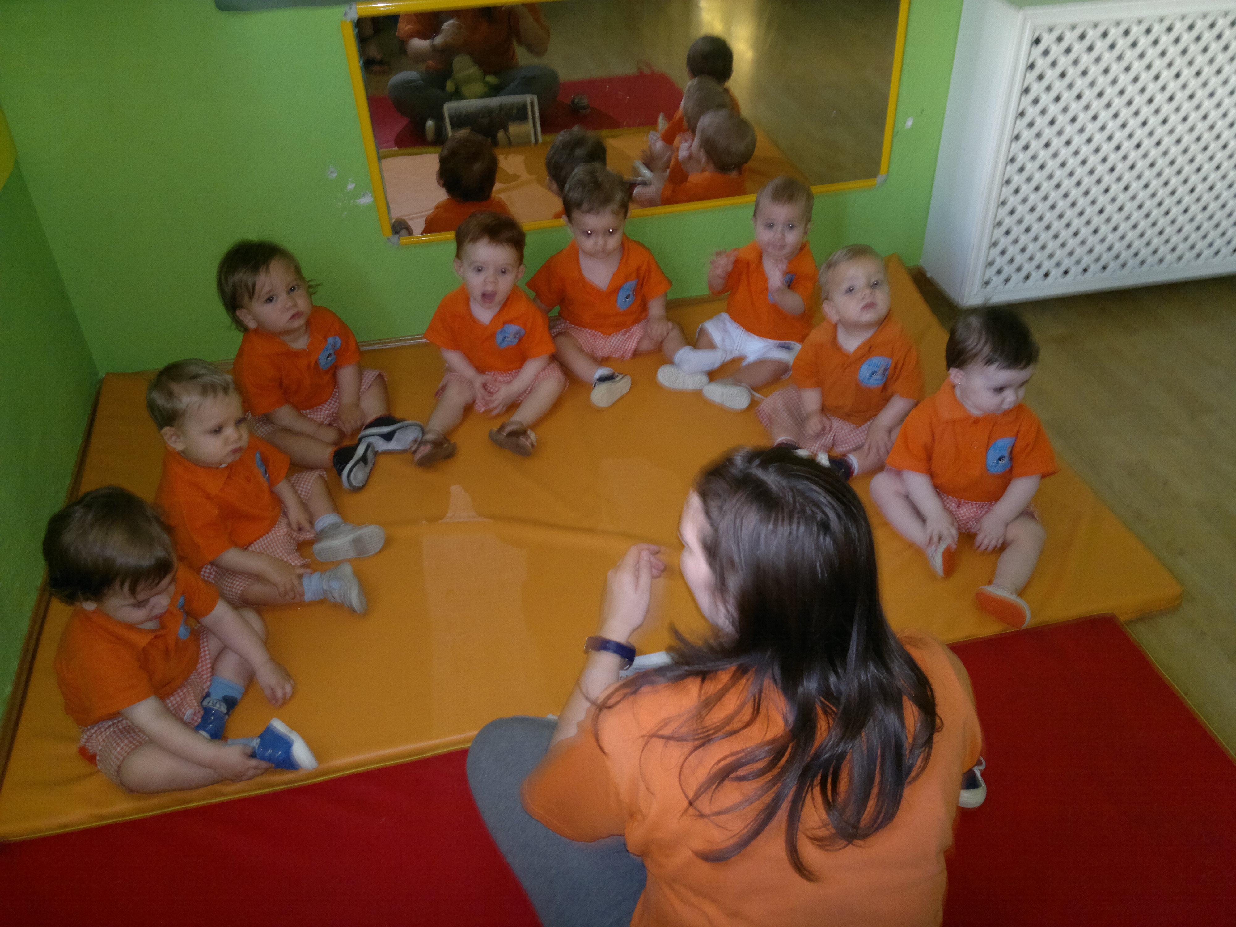 Foto 11 de Guarderías y Escuelas infantiles en  | Escuela Infantil Globitos / Balloons