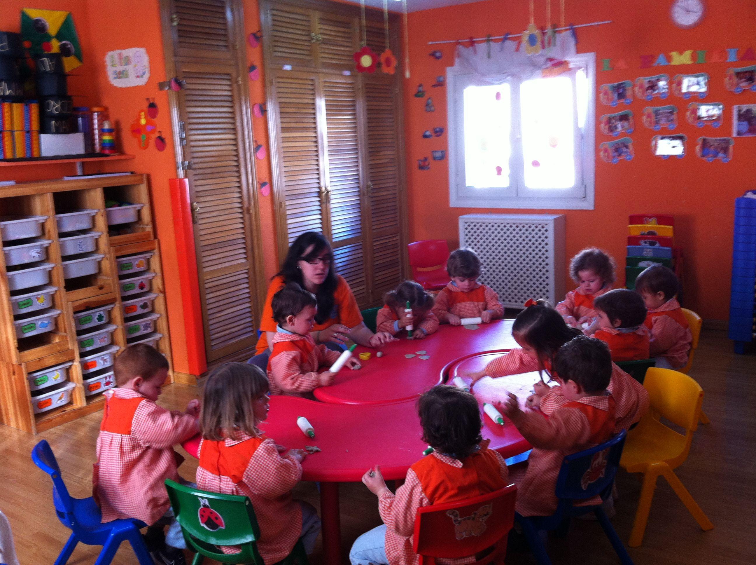 Foto 13 de Guarderías y Escuelas infantiles en  | Escuela Infantil Globitos / Balloons