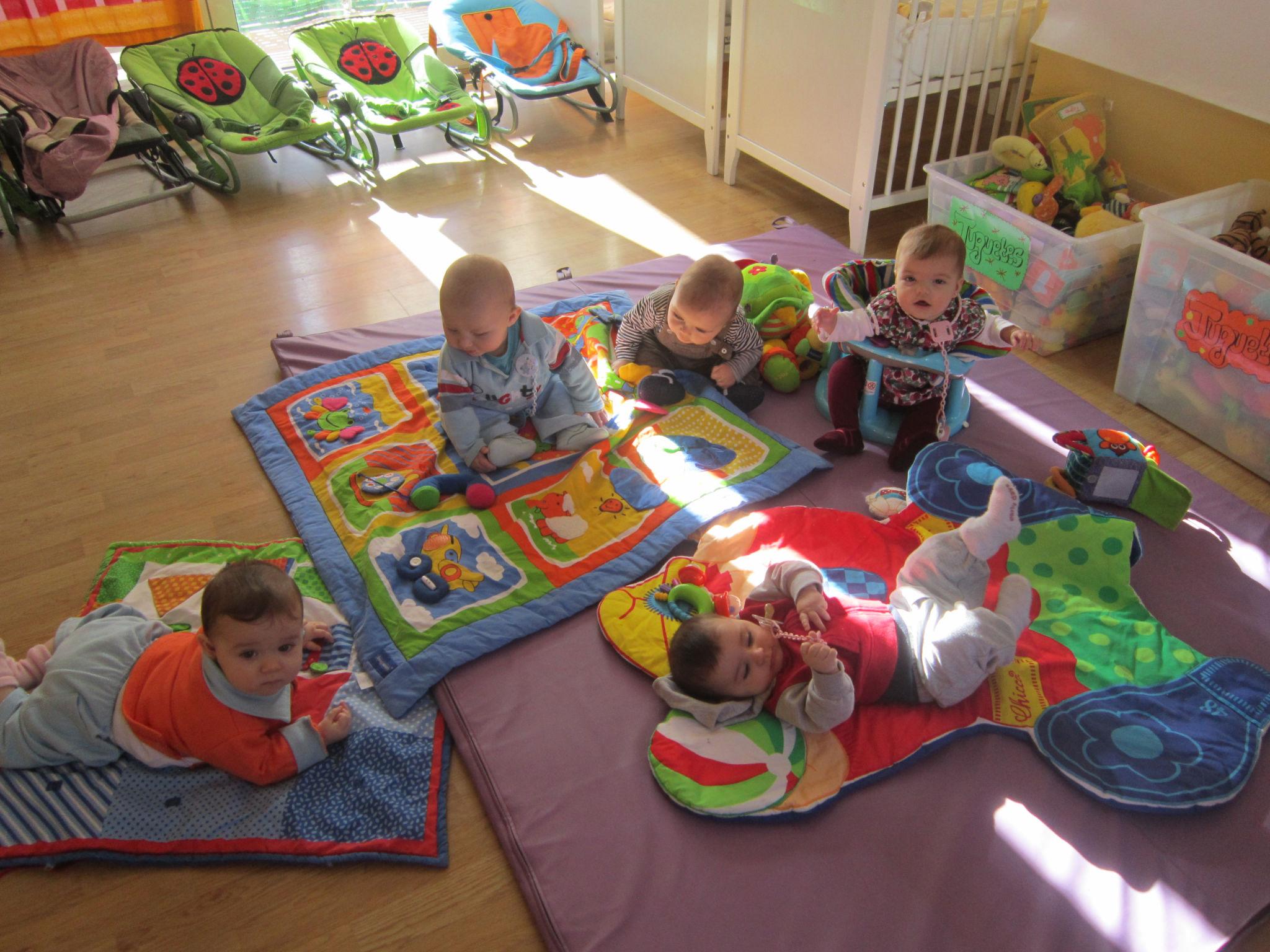 Foto 9 de Guarderías y Escuelas infantiles en  | Escuela Infantil Globitos / Balloons
