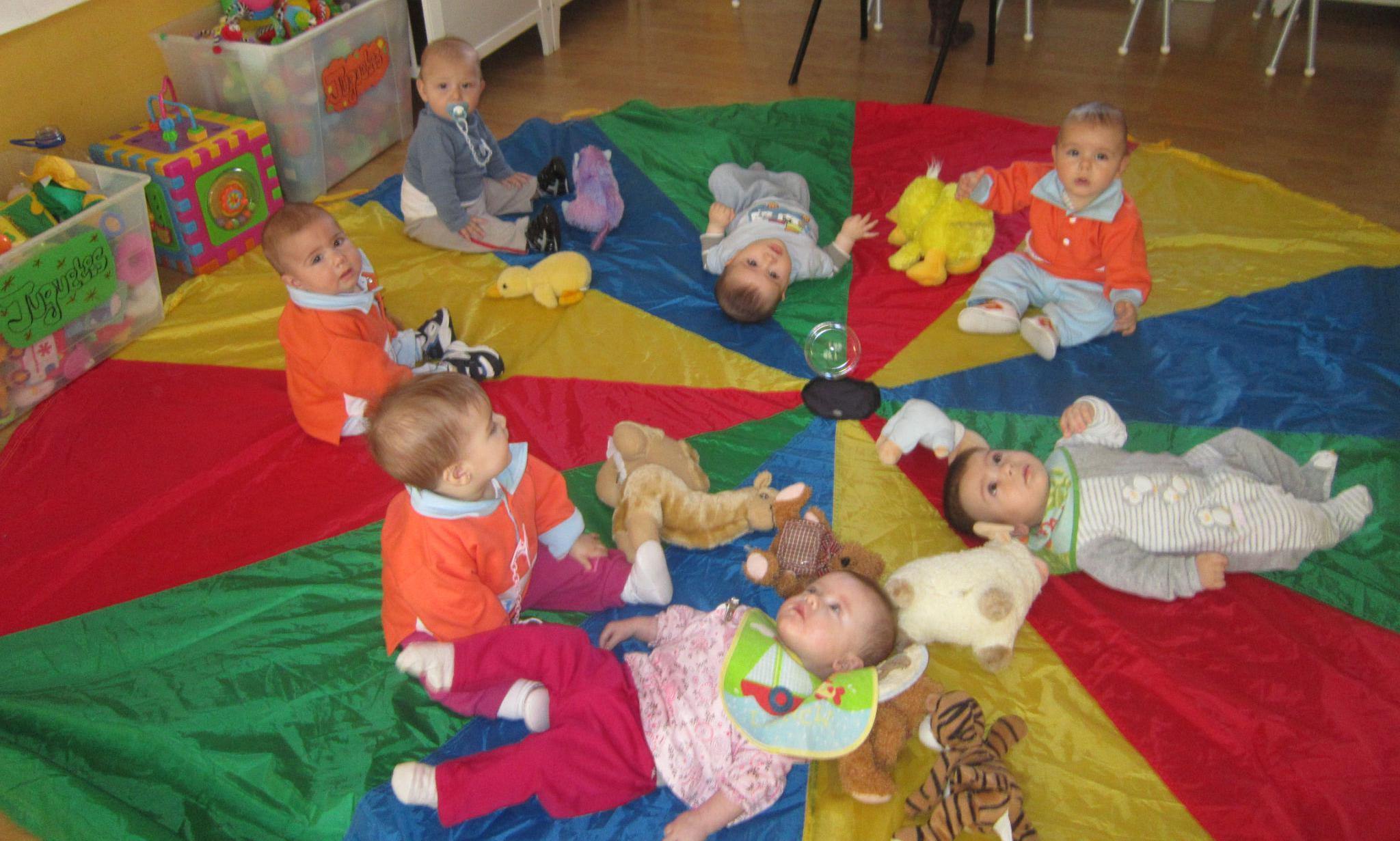 Foto 8 de Guarderías y Escuelas infantiles en  | Escuela Infantil Globitos / Balloons
