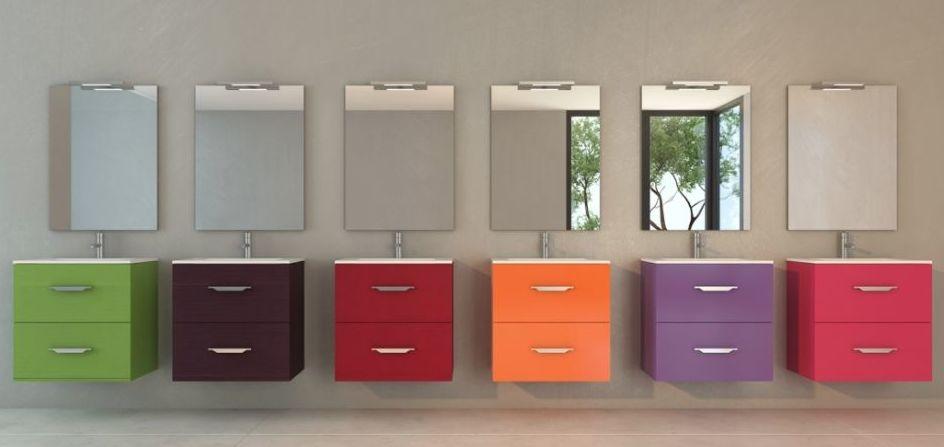 Muebles de varias medidas y colores