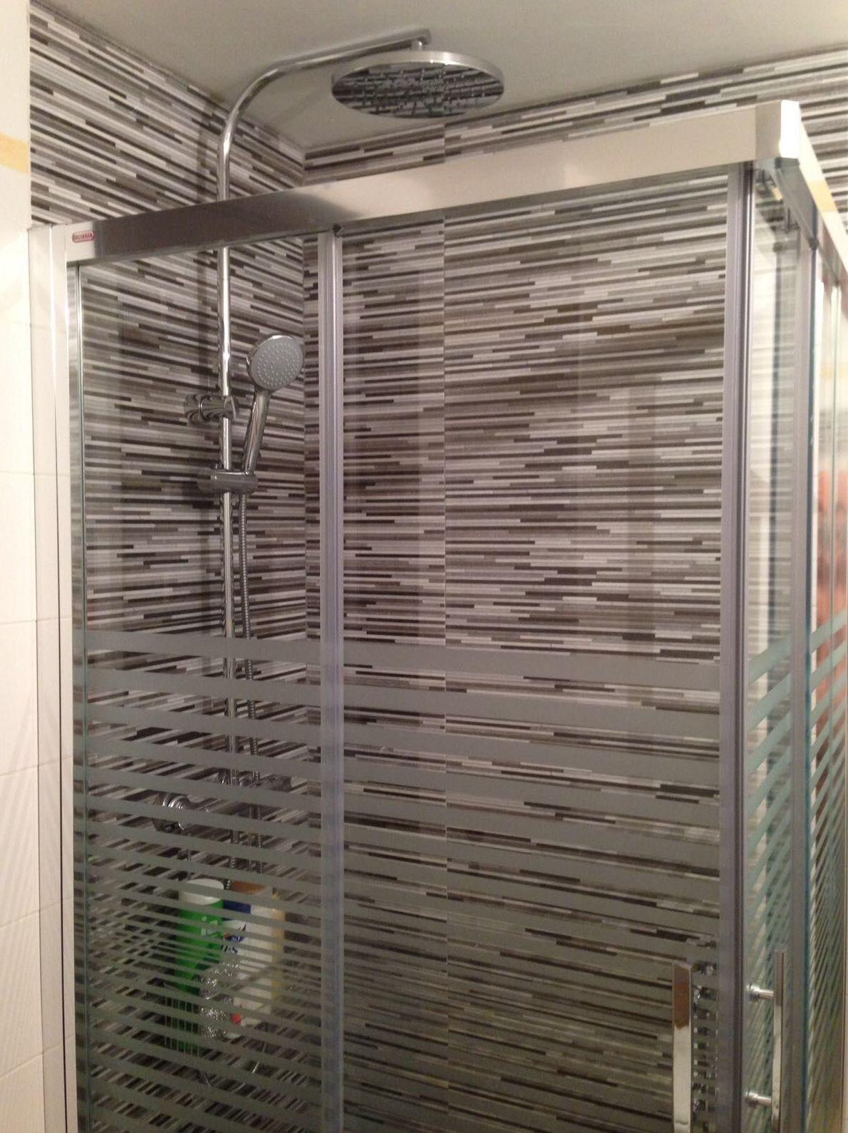 Reforma baño en Pinto