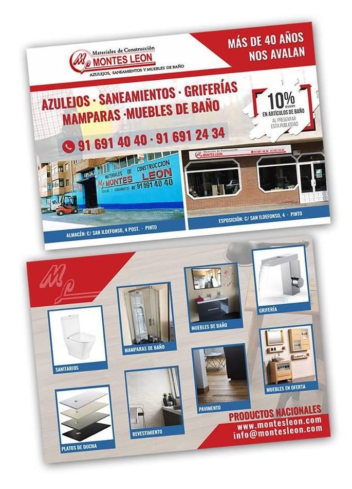 Foto 1 de Albañilería y reformas en Pinto | Materiales de Construcción Montes León