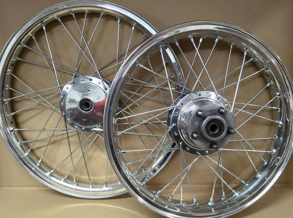 Cromados: Productos de Moto Restauración SG