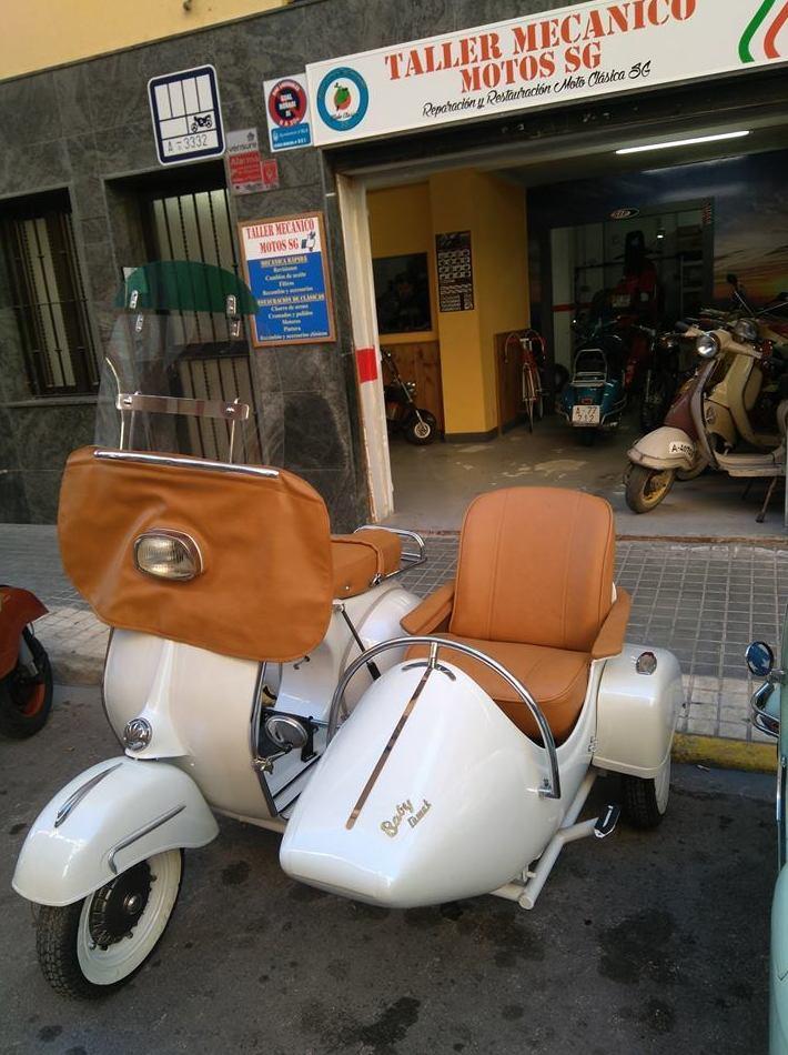 Tramitación vehículos clásicos: Productos de Moto Restauración SG