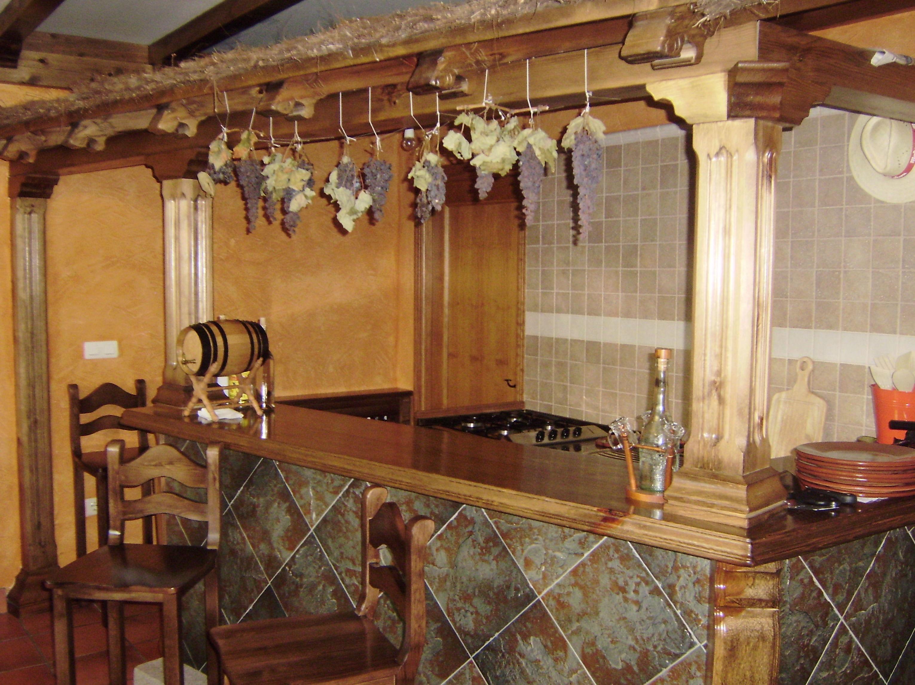 Foto 4 de Carpintería en Santa Cristina de la Polvorosa | Ebanistería y Carpintería Martín