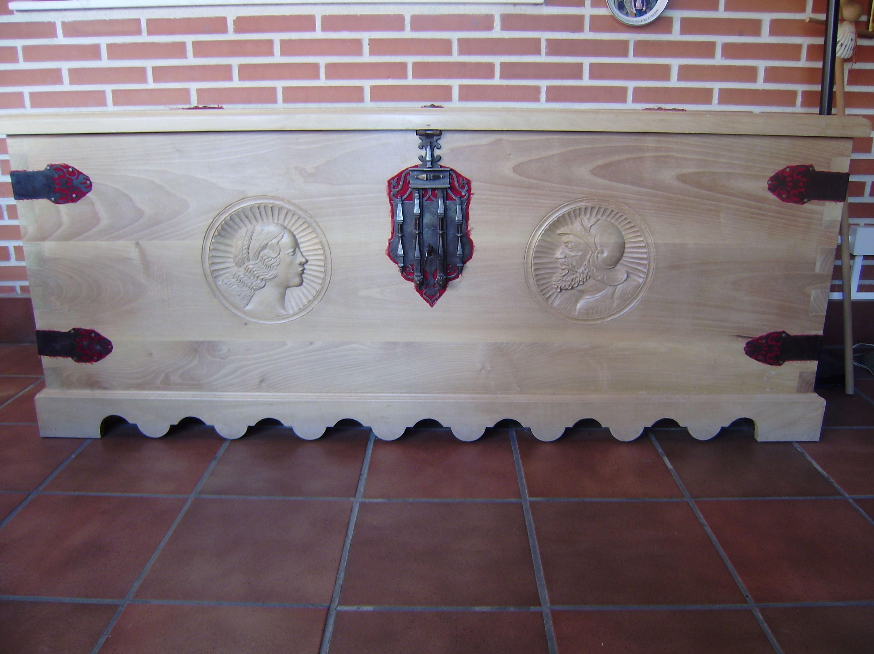 Foto 11 de Carpintería en Santa Cristina de la Polvorosa | Ebanistería y Carpintería Martín