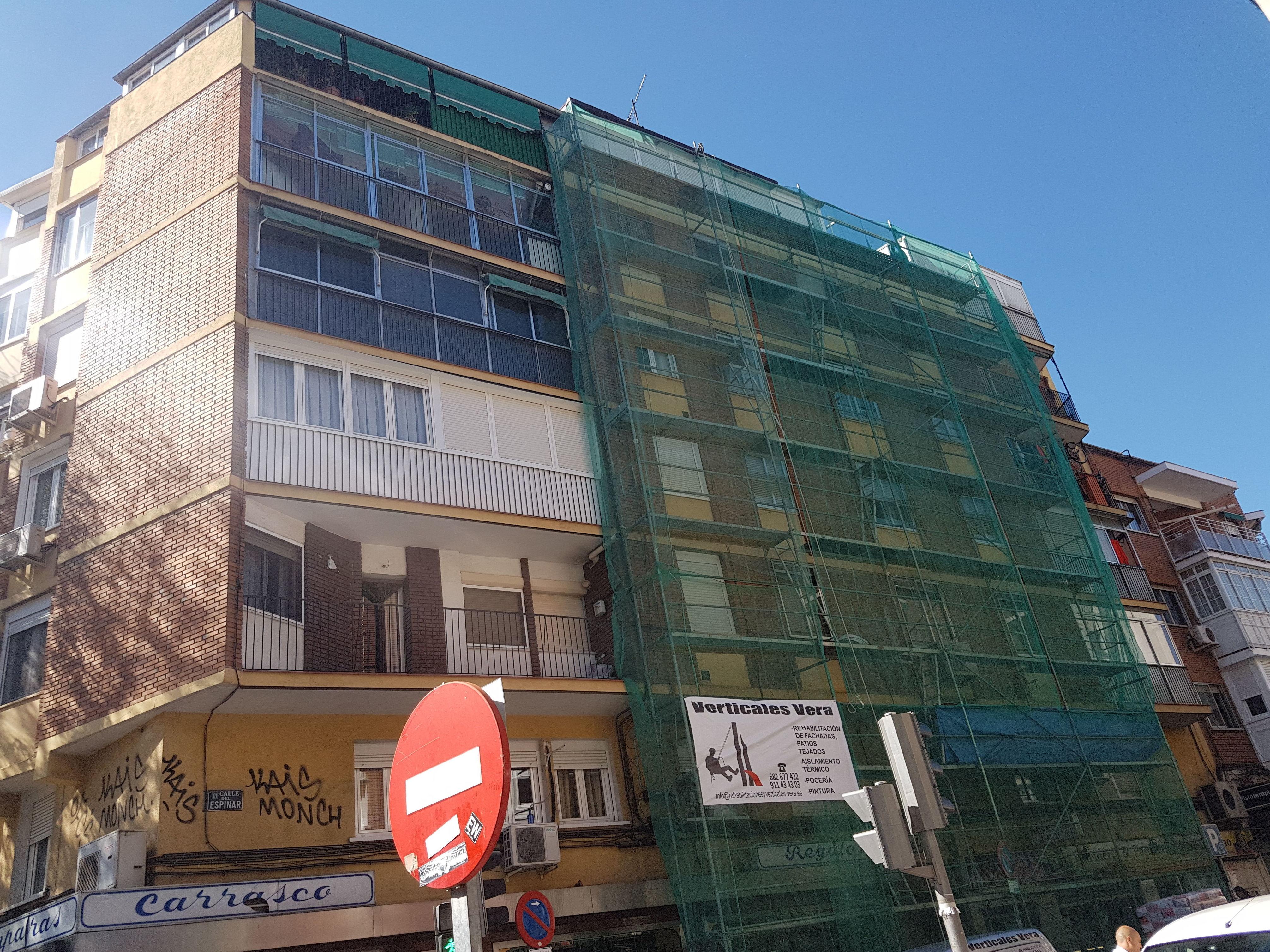 Foto 199 de Trabajos verticales en    Rehabilitaciones y Verticales Vera, S.L.