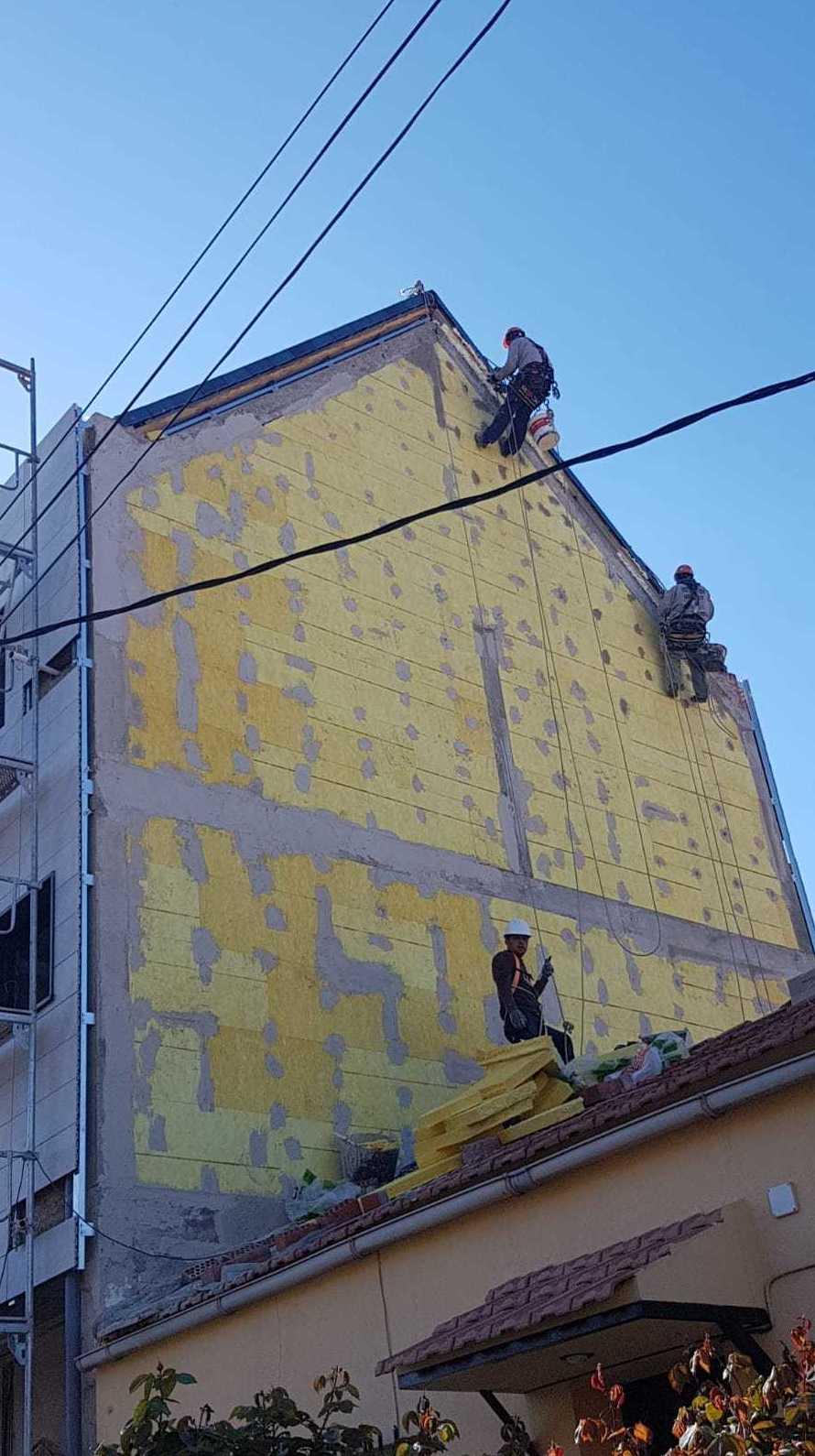 Foto 147 de Trabajos verticales en  | Rehabilitaciones y Verticales Vera, S.L.