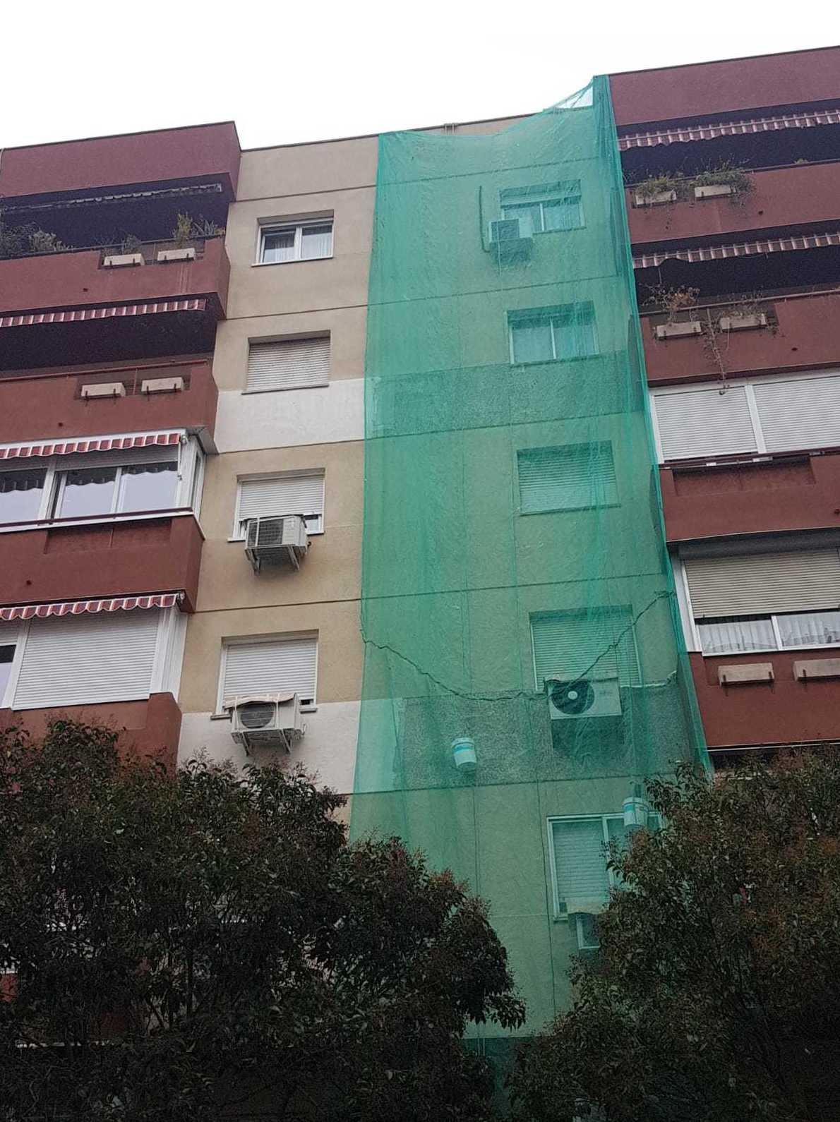 Foto 184 de Trabajos verticales en    Rehabilitaciones y Verticales Vera, S.L.