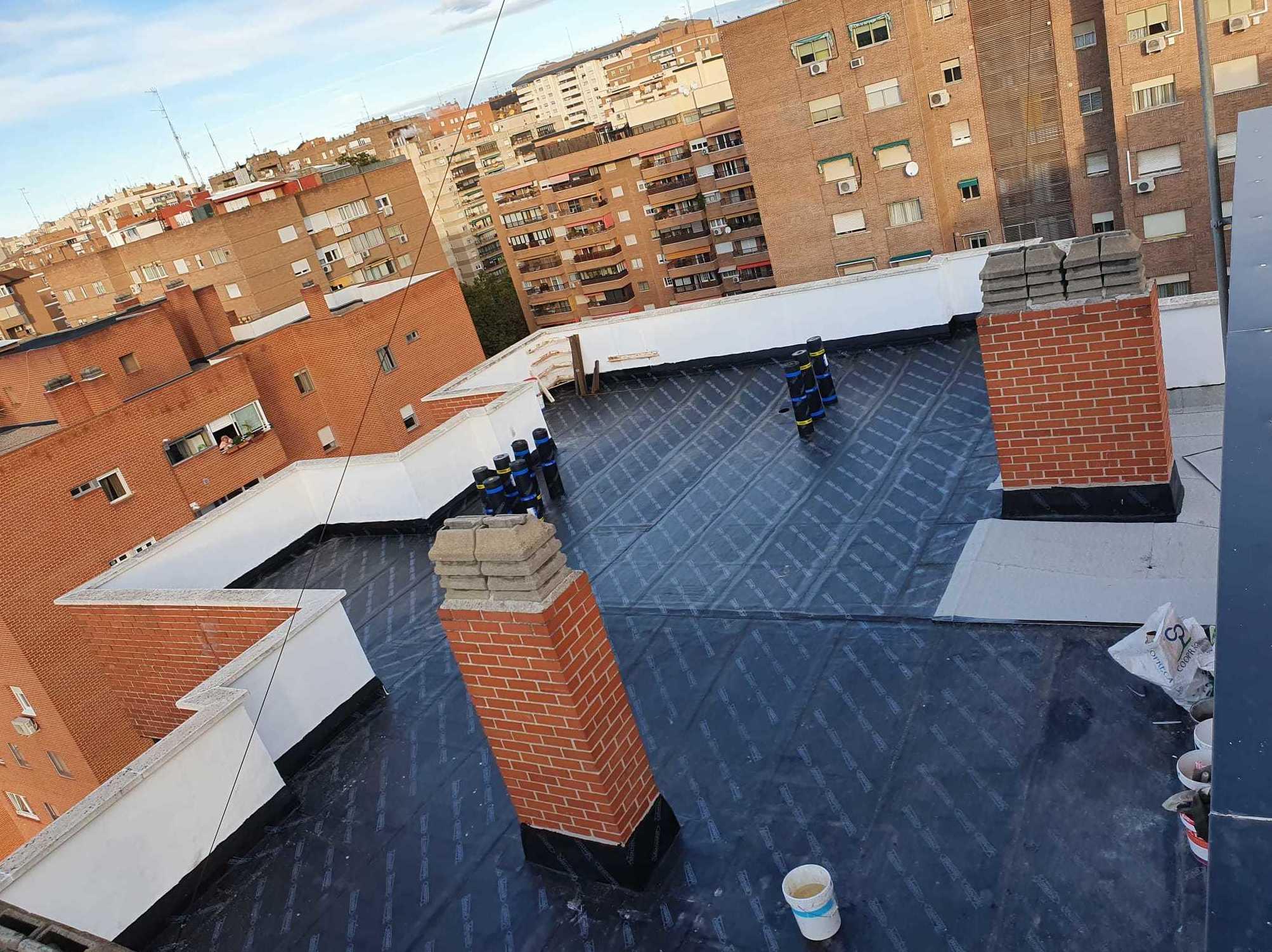 Foto 7 de Trabajos verticales en    Rehabilitaciones y Verticales Vera, S.L.