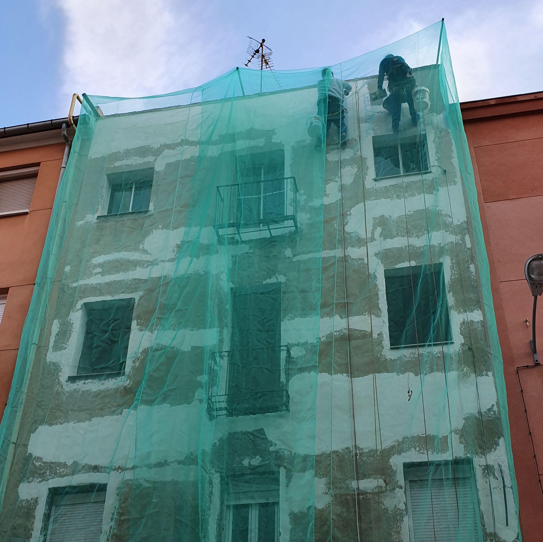 Foto 76 de Trabajos verticales en  | Rehabilitaciones y Verticales Vera, S.L.