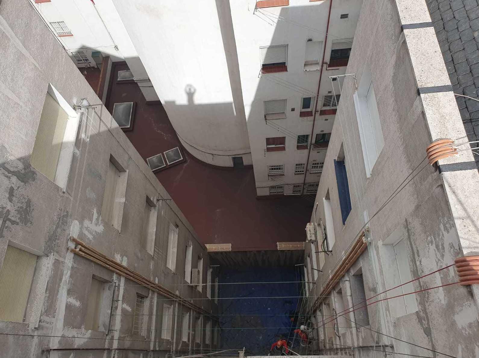 Foto 128 de Trabajos verticales en    Rehabilitaciones y Verticales Vera, S.L.