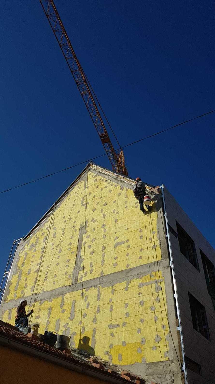 Foto 146 de Trabajos verticales en    Rehabilitaciones y Verticales Vera, S.L.