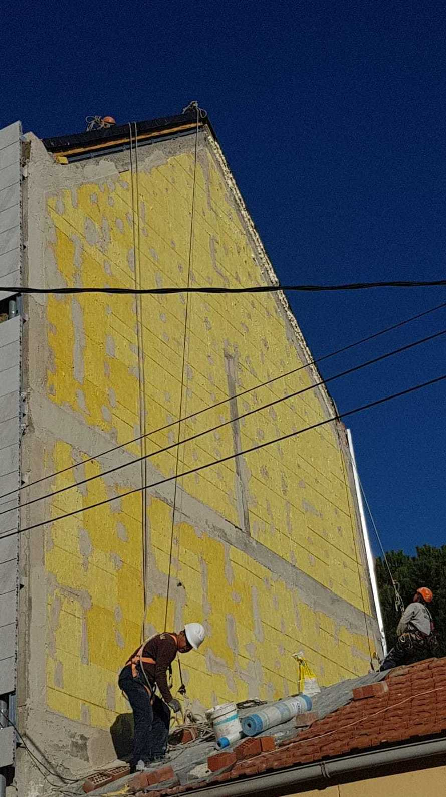 Foto 139 de Trabajos verticales en  | Rehabilitaciones y Verticales Vera, S.L.