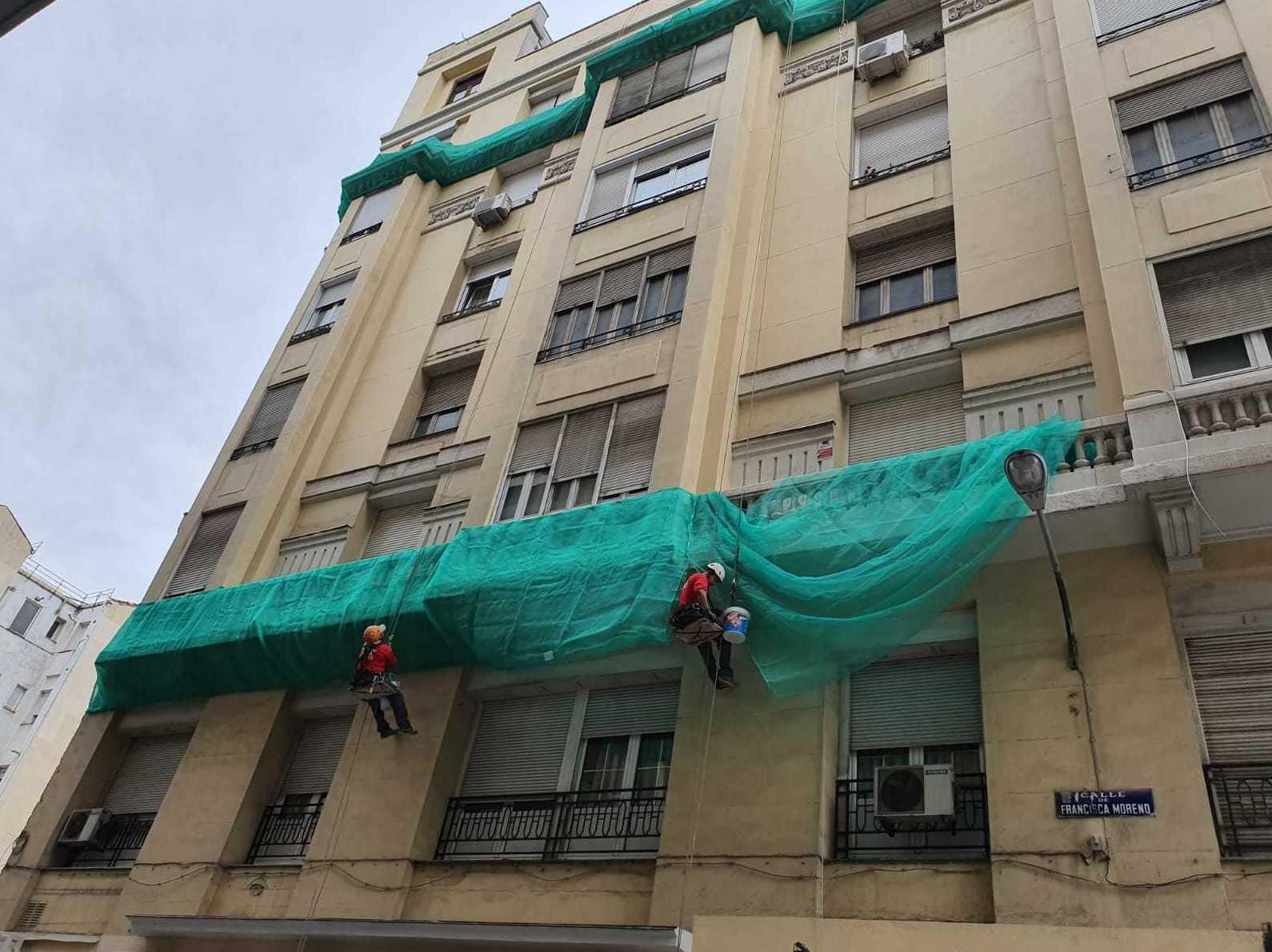 Foto 100 de Trabajos verticales en  | Rehabilitaciones y Verticales Vera, S.L.