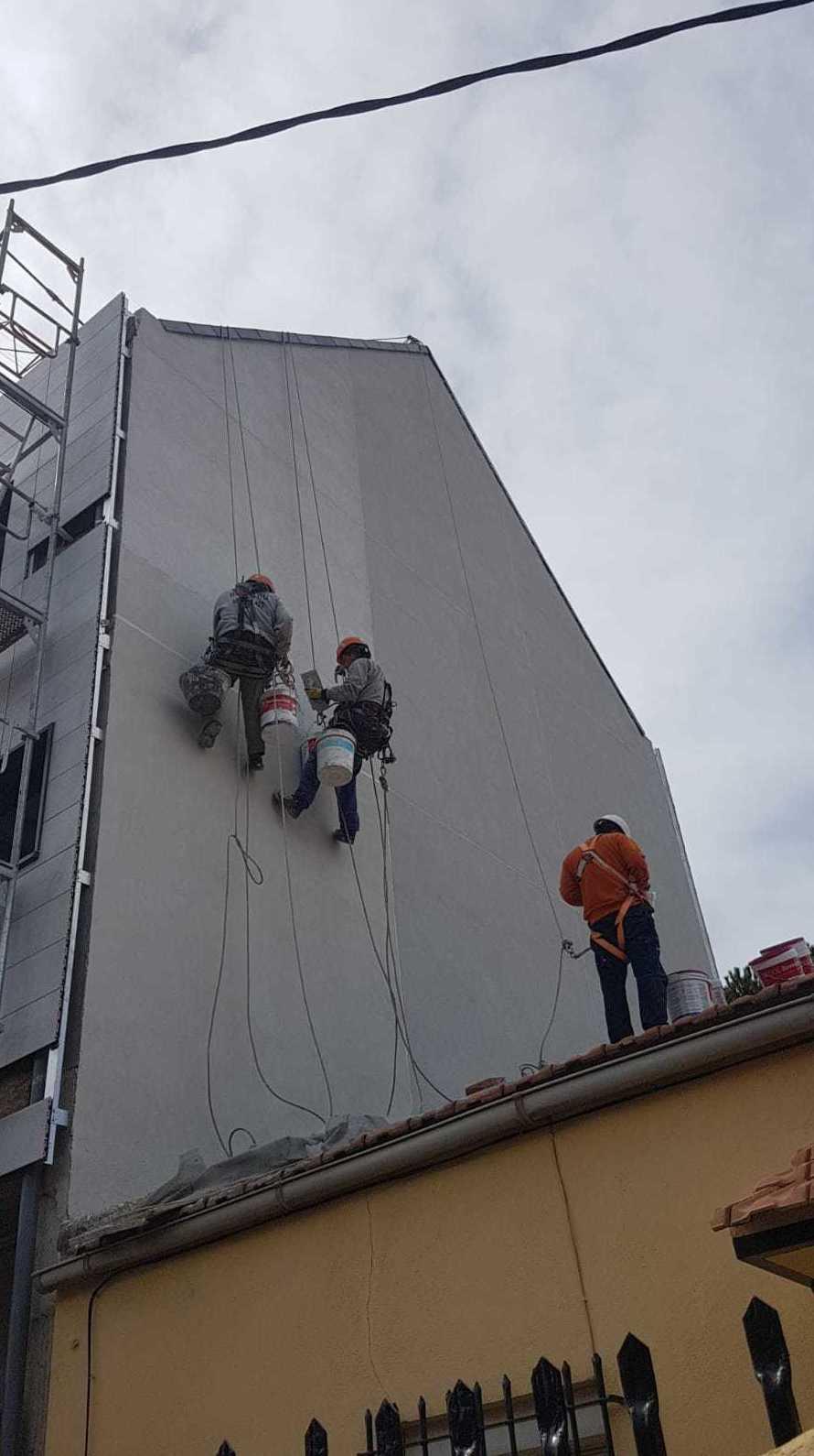 Foto 143 de Trabajos verticales en  | Rehabilitaciones y Verticales Vera, S.L.