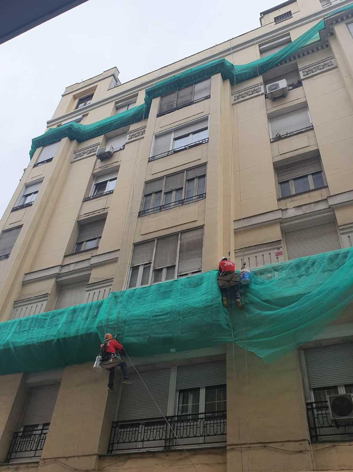 Foto 97 de Trabajos verticales en  | Rehabilitaciones y Verticales Vera, S.L.