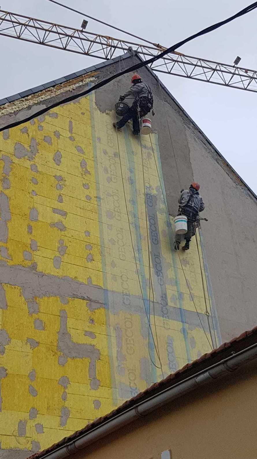 Foto 141 de Trabajos verticales en  | Rehabilitaciones y Verticales Vera, S.L.