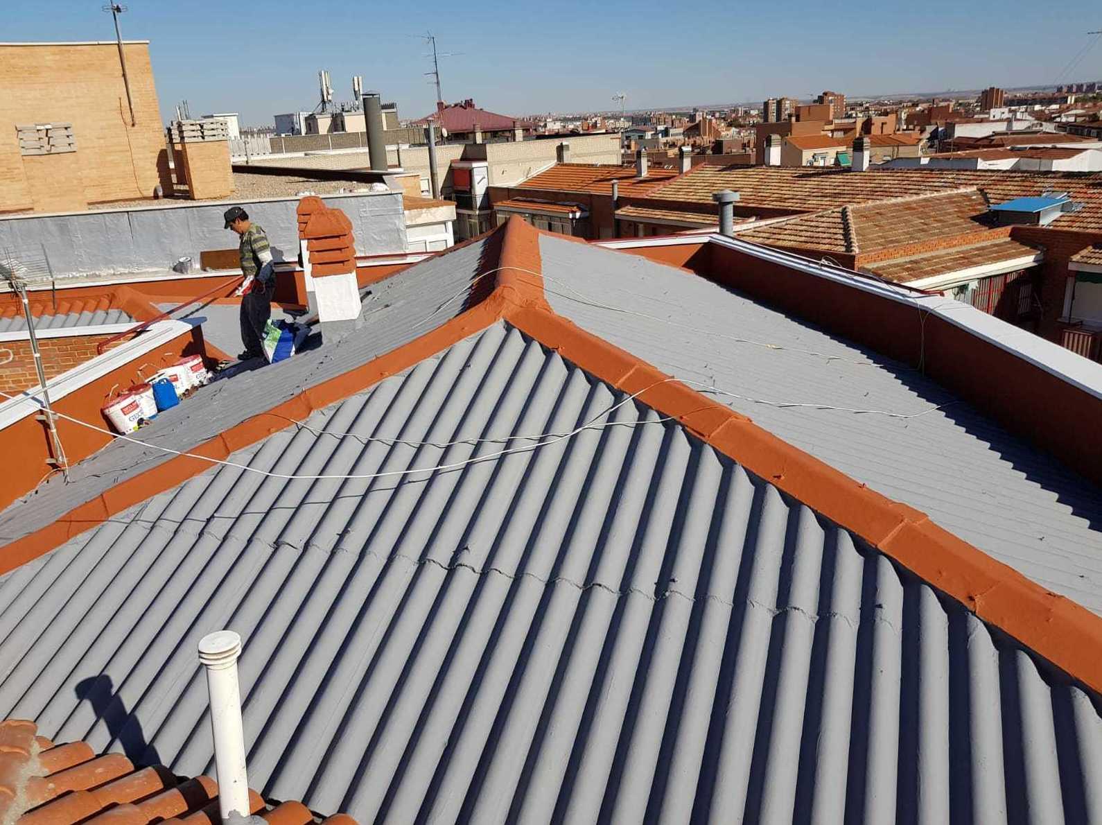 Foto 205 de Trabajos verticales en    Rehabilitaciones y Verticales Vera, S.L.