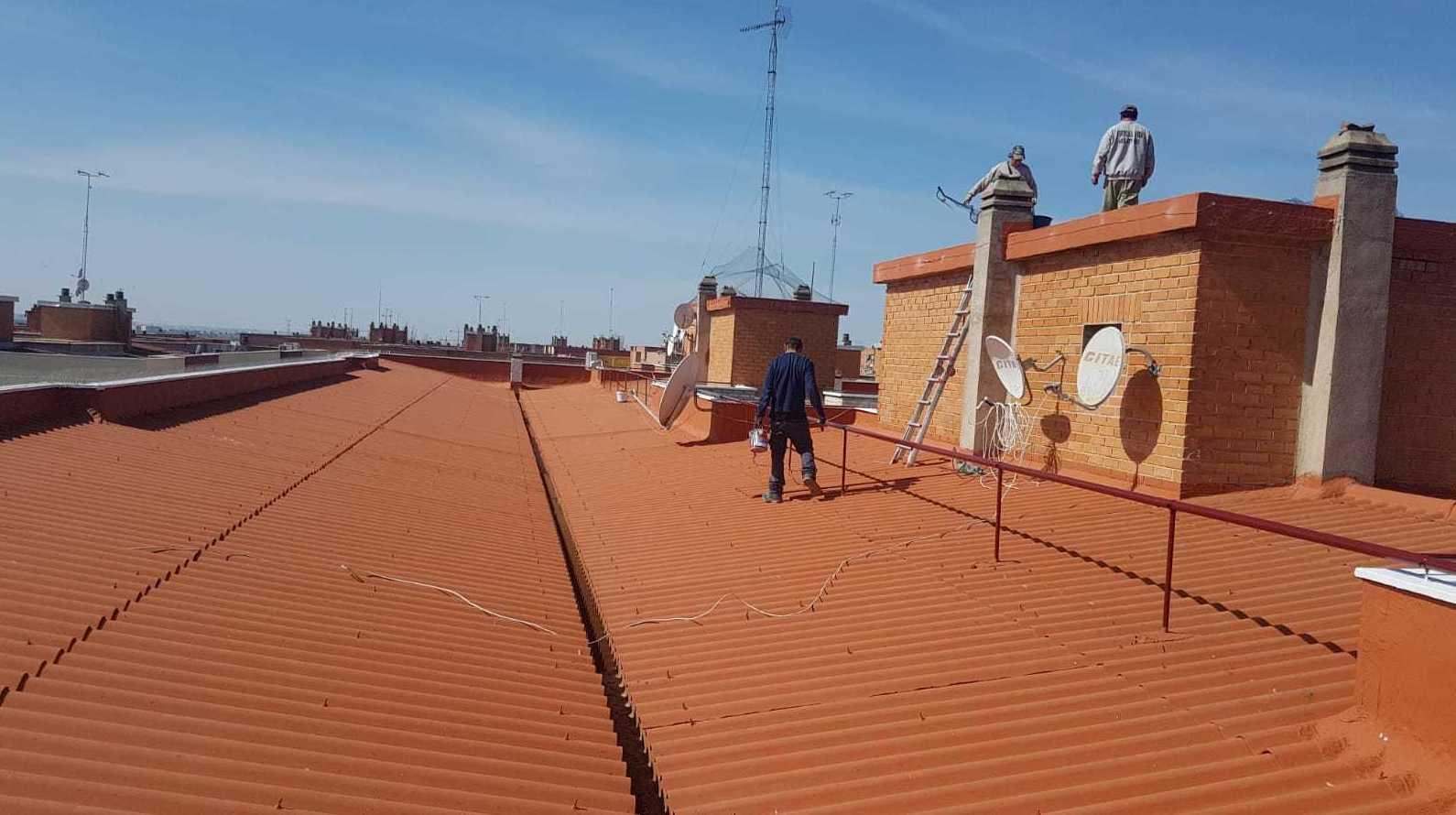 Foto 153 de Trabajos verticales en    Rehabilitaciones y Verticales Vera, S.L.